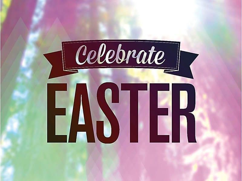 celebrate easter  sermon series graphics   templates