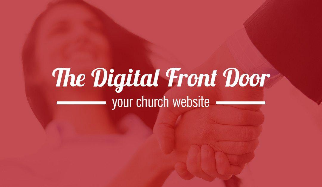 Church Websites Your Digital Front Door