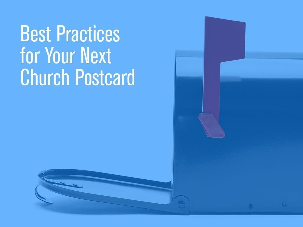 Best Practices for Your Next Church Mailing