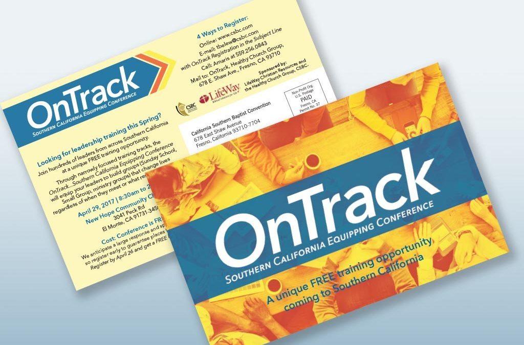 OnTrack – Leadership Training Event