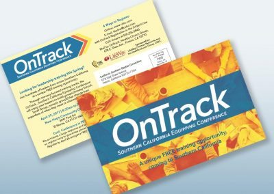 OnTrack – Leadership Training Event