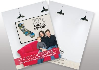 Strategic Giving – Annual Report