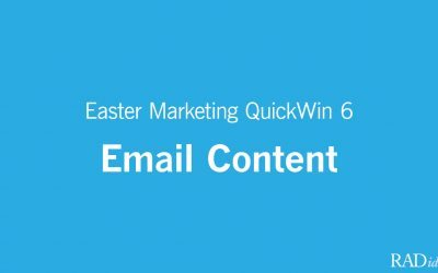 Writing The Perfect Easter Email | Easter QuickWin #6