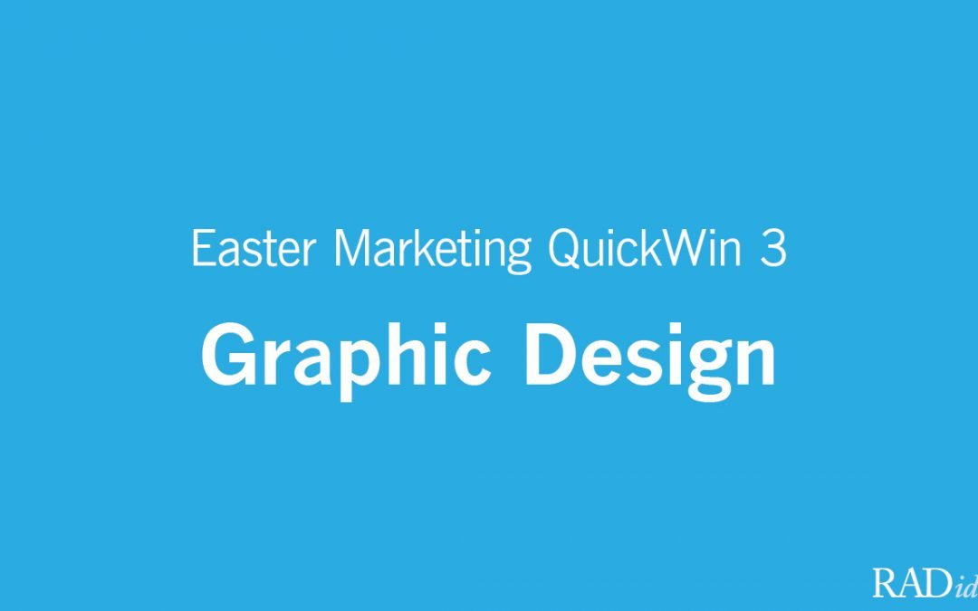 4 Ways for Non-Designers to Create Easter Graphics | Easter QuickWin #3