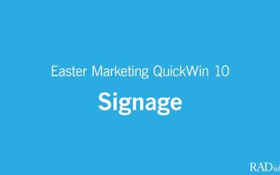 Keeping Easter Details Front of Mind for Your Church | Easter QuickWin #10