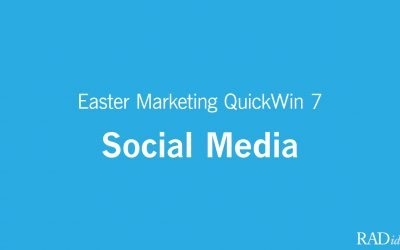 Putting the 'Social' Back Into Easter Social Media | Easter QuickWin #7