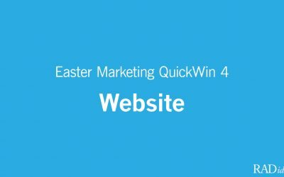 Making Your Website The Digital Front Door of Your Church | Easter QuickWin #4