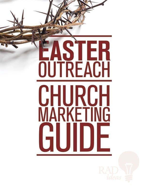 Easter Outreach - Church Marketing Guide | Communications plan for Easter