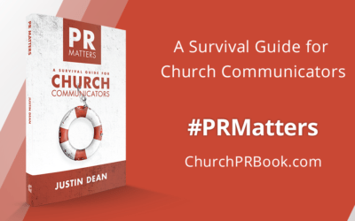 PR Matters: A Survival Guide for Church Communicators [Book Review]