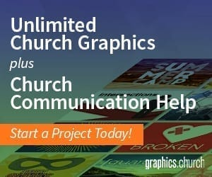Graphics.Church | Unlimited Church Graphics plus Church Communication Help