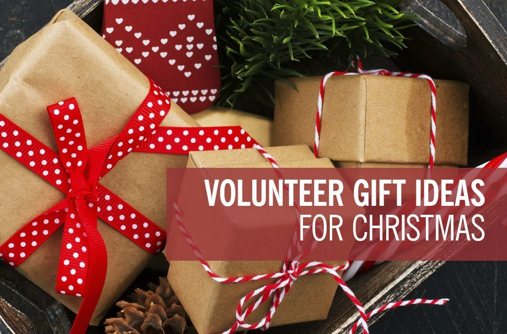 Volunteer Gift Ideas